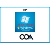 Microsoft COA Label Windows 7 Professional COA Sticker With OEM Key Online Activate