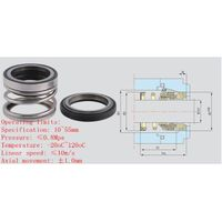 mechanical seal type 108