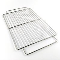 Home version 304/201 stainless steel bbq wire mesh/grill net 2mm 3mm bbq grill mesh