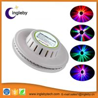 new promotion music player bluetooth sunflower led wall light cheap led stage lighting