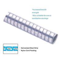 Shanghai Delikon Tubing Co., Ltd.,Flexible Metal Conduit with rubber sealing cord thumbnail image