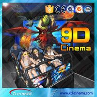 amusement park equipment 5d cinema 7d cinema