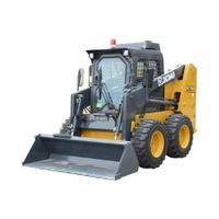 XCMG official XC740K skid steer loader for sale thumbnail image