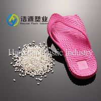 Colorful soft pvc granules for shoes and sole injection grade