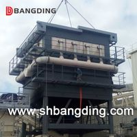 BANGDING 30-50cbm movable dust proof hopper manufacturer