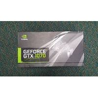 BRAND NEW NVIDIA GEFORCE GTX 1070 FOUNDERS EDITION GRAPHIC CARD