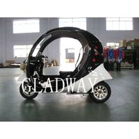 2013 NEW MINI ELECTRIC TRICYCLE,MODERN DESIGN,POWERFUL MOTOR,BEST FOR RECREATION