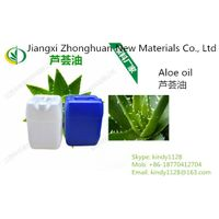 Natural Aloe vera oil 100% pure high quality CAS#100084-11-2 Aloe vera herbal