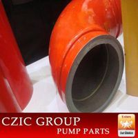 Pm Concrete Pump Pipe Elbow-DN125*R275*90'