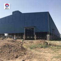 Big Span Steel Prefab Construction Warehouse Economical Steel structure Building thumbnail image