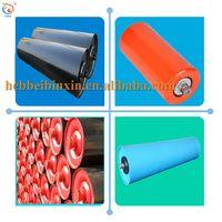 60-219 mm dia carrier trough steel gravity conveyor belt roller idler thumbnail image
