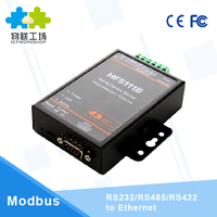 serial to ethernet converter Serial RS232/RS485/RS422 to Ethernet Converter
