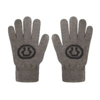Various RAFF Pattern Premium Lamb Wool Gloves 5 Conductive Fingertips Various colors