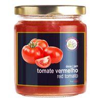 Red tomato jam