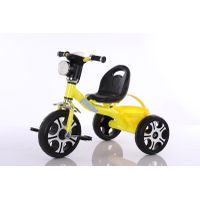 strong frame Baby Tricycle, Iron kids tricycle, thumbnail image