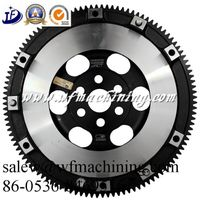 Sand Casting Farm Machine Tractor Flywheel/Aluminum Flywheel