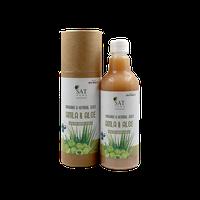 SAT VEDA Natural Amla & Aloe Vera Juice 500ml thumbnail image