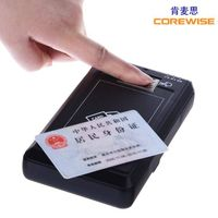 Bluetooth fingerprint sensor with rfid reader,Mini USB---CR30