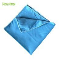 High Quality Microfiber Suede Car Drying Towel Window Glass Cleaning Cloth