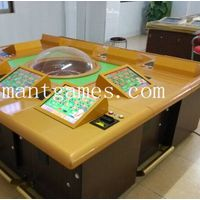 2015 Mantong Manufacturer Luxury Roulette Machine for 10 Players thumbnail image