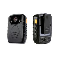 Night Vision police portable dvr camera 120degree long distance cops ca