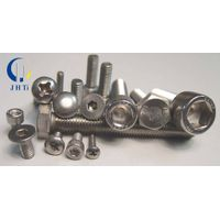 Titanium Fasteners, nuts, screws