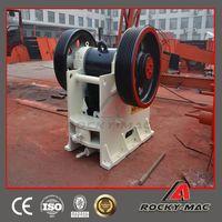 Rockymac 100 t/h Basalt Jaw crusher mining thumbnail image