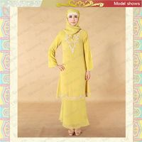 MF19935 muslim women baju kurung wholesale