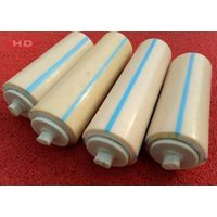 Nylon Conveyor Return Rollers with Diameter 108 mm Corosion Resistance and Light Weight