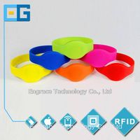 RFID wristbands, silicone, paper, ABS, PVC, watches thumbnail image