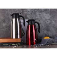 Professional manufacturer large capacity stainless steel thermos insulation coffee pot thumbnail image