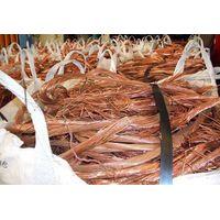 High purity Copper Scrap,copper wire scrap Millberry copper 99.99%