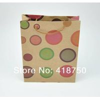 factory direct market tote bag make from kraft paper