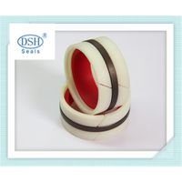 PTFE compcact seals, cylinder seals