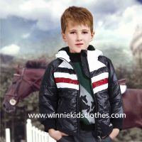 Kids new design baby boys jackets