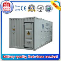1250KVA Resistive Reactive Power Factor Adjustable Load Bank