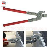 Car Radiator Repair Plier Closing Plier Red Handle