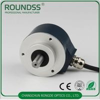 10mm solid shaft 18 bits absolute rotary encoder