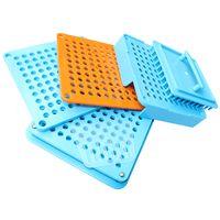 100 Holes Manual Capsule Filler board, Size 0#, 00#