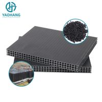 reusable more than 60 times pp plastic template suspended formwork