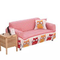 High Quality Home Furniture Printed Knitted Stretch Sofa Cover Case Washable Sofa Cover Stretch Slip thumbnail image