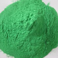 Polyurethane powder coating