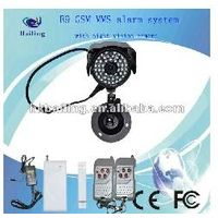 GPRS/MMS/ SMS camera intelligent alarm system thumbnail image