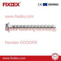 Hex flange head Heavy Duty Concrete Screw Anchor thumbnail image