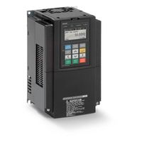 OMRON Variable Frequency Drives / Inverters / Converters thumbnail image