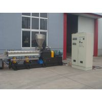 PET flake granulating line