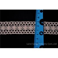 High Quality Cotton Crochet Lace for Clothing