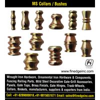 MS Turned Collar/Bushes manufacturers exporters suppliers India http://www.finedgeinc.com