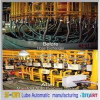 Lube manufacture automation System