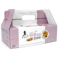 Master's Grain Syrup Nut & Fruit Mix Bar 25gX20